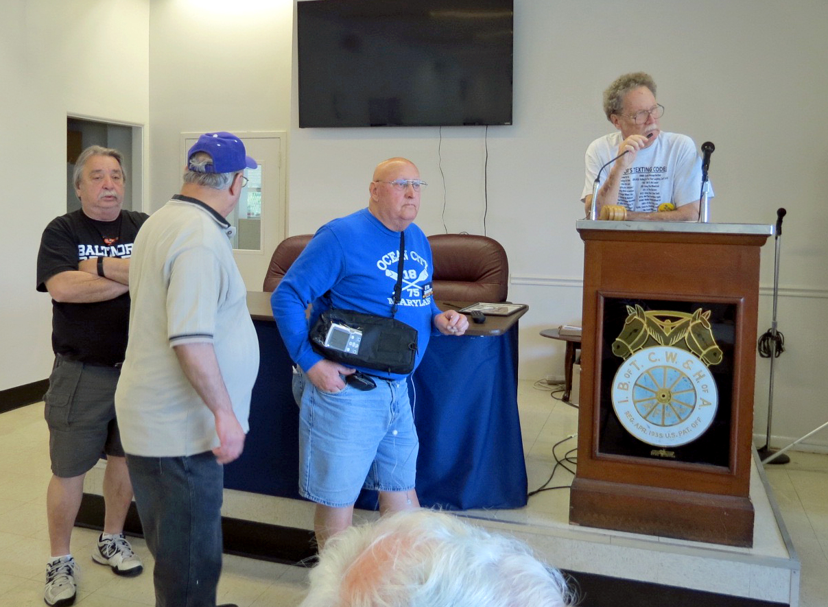 Teamsters Local 355 Retirees