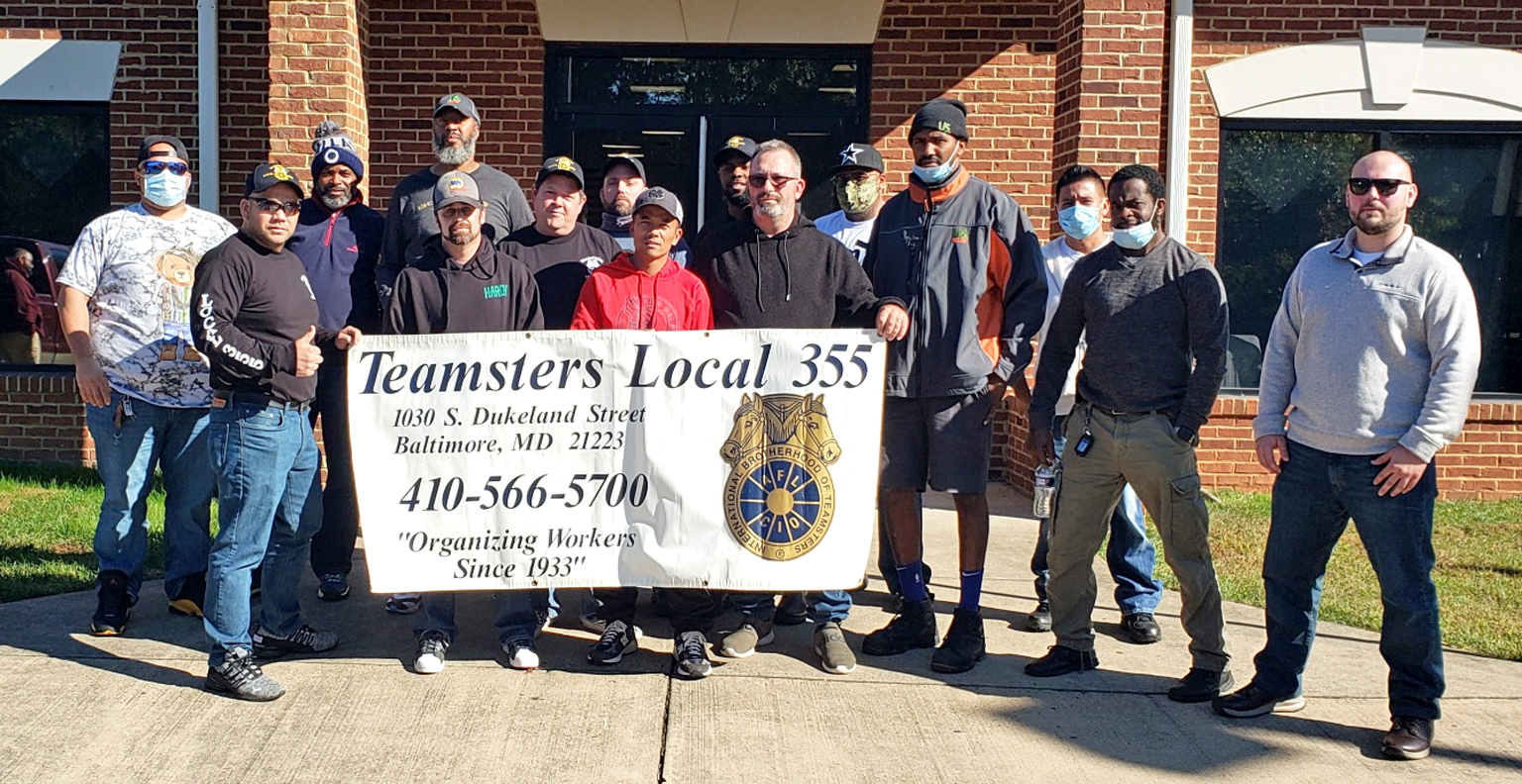 Teamsters Local 355   355 News